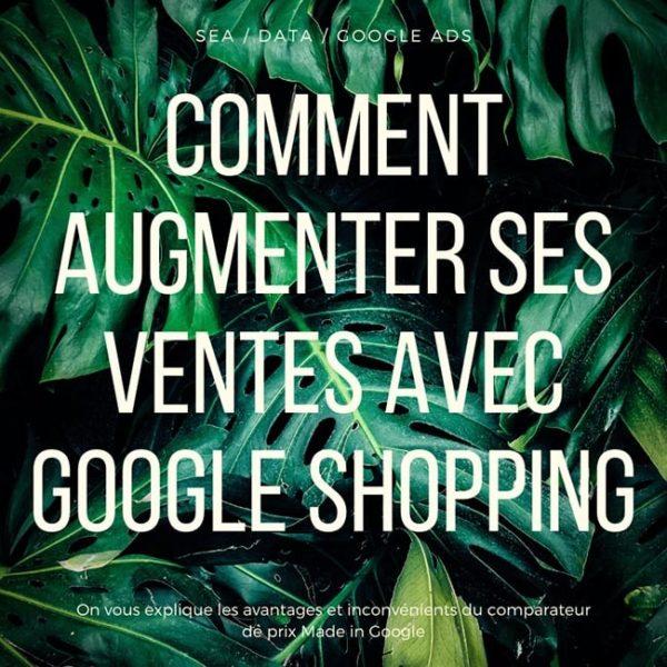 Google Shopping - Comparateur de Prix
