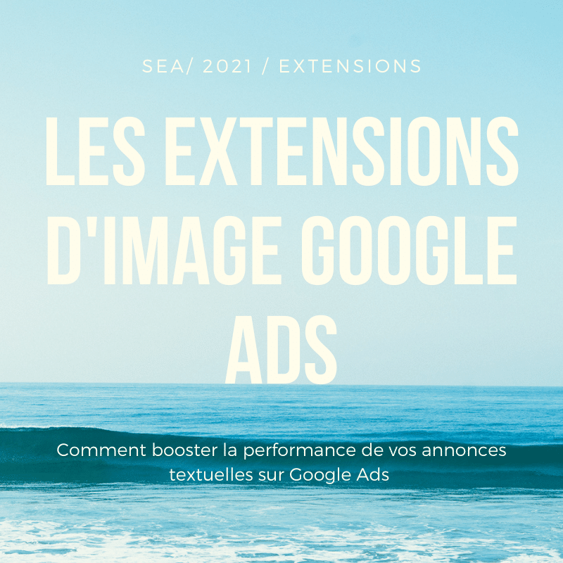 extensions d'image google ads